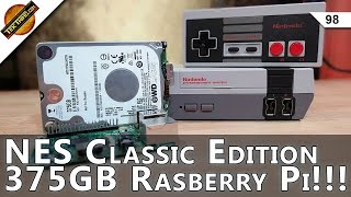 NES Classic Edition Review, WD PiDrive 375GB Raspberry Pi, Cheap 4K GPU, Is Your 2FA On?