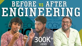 BEFORE ENGINEERING VS AFTER ENGINEERING | Veyilon Entertainment