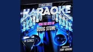Faith in Me, Faith in You (Karaoke Version) (Originally Performed By Doug Stone)
