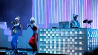 Pet shop boys (21.07.2012, Moscow, Kolomenskoe)