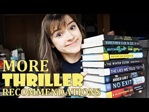 THRILLER Recommendations Part 4
