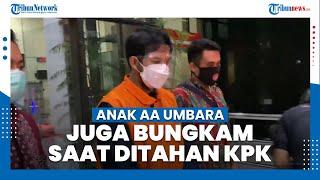 Seperti Ayahnya, Anak Bupati Bandung Barat Aa Umbara Juga Hanya Bungkam saat Ditahan KPK