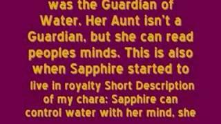 Sapphire the Fox
