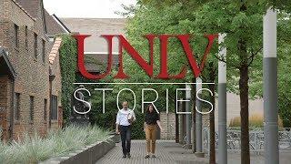 UNLV Stories: Alumnus Vu Tran & Professor Doug Unger