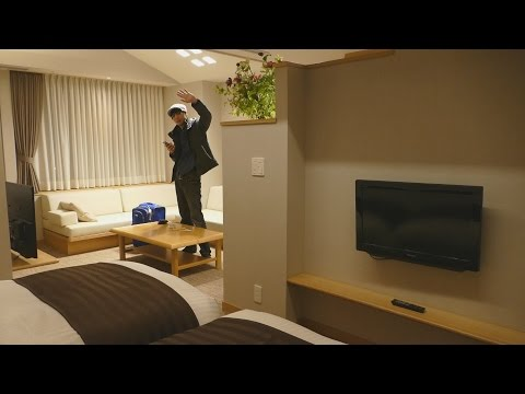 Japan's nicest hotel room??