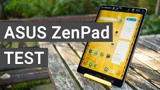 ASUS ZenPad 3S 10 Test: Das beste Android Tablet? | Deutsch