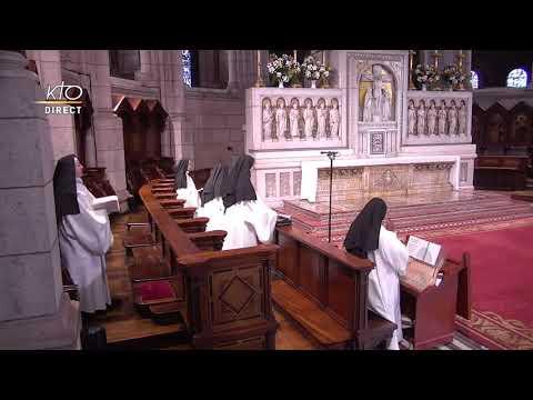 Prière du milieu du jour du 19 janvier 2021 des Bénédictines du Sacré-coeur de Montmartre