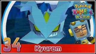 Pokémon Rumble World Capítulo 34 - Rango 74 / Pokédex 663