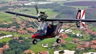 preview picture of video 'Flying over Harties'