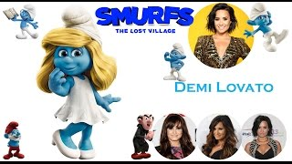 "Who is Behind the Characters - ""Smurfs 2"" Voice Actors"
