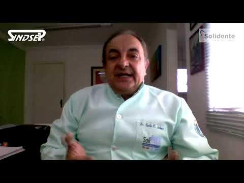 Dr. Carlos Eduardo Solimeo convida associados e seus dependentes para uma avaliação e limpeza gratuita