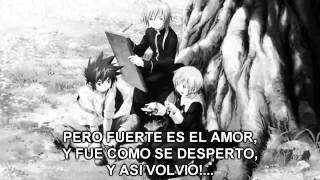 Ending  Lost Canvas LATINO FULL
