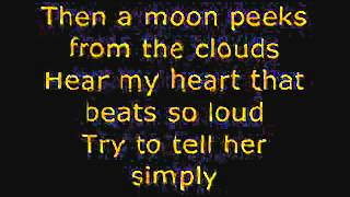 Passenger Seat by Stephen Speaks with lyrics onscreen