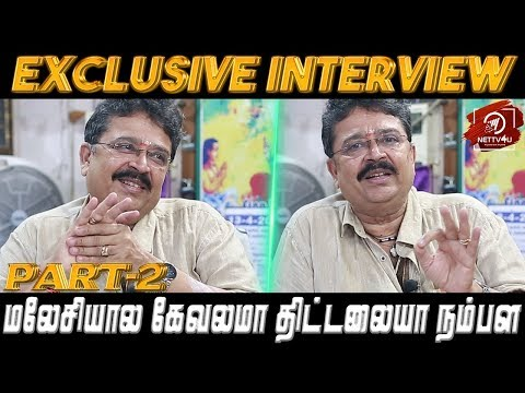 S Ve Shekher Speaks About The GST Bills Burdened Over The Producers Exclusive Interview