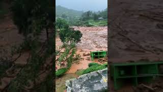 Wayanad floods 2019-Meppadi landslide on 8 Aug