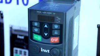 Преобразователь частоты INVT GD20-0R7G-S2 от компании ПКФ «Электромотор» - видео