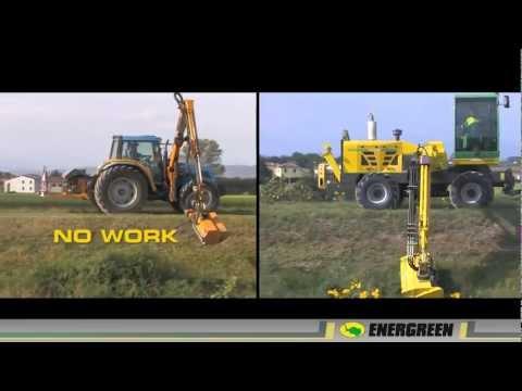 ILF S1500 vs tractor - Energreen