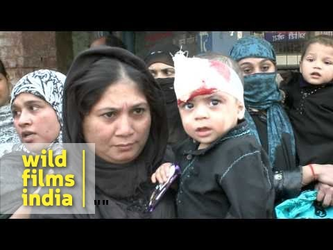Shia Woman Carries Bleeding Child After He Is Cut In The Head On Ashoura Mp3