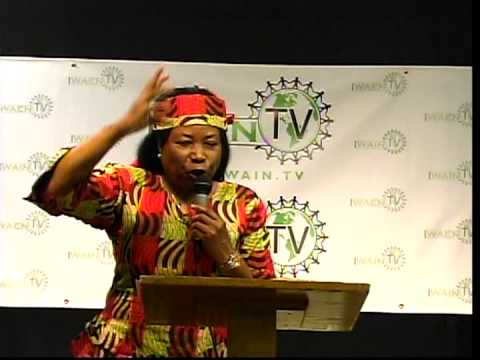 Watch And Pray By Evangelist Grace Lilly Nhyira