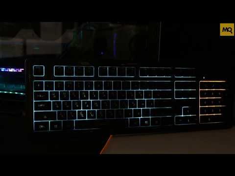 SteelSeries Apex 150 обзор клавиатуры