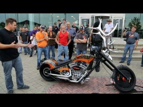 Wildgame Innovations Teams Up With Orange County Choppers