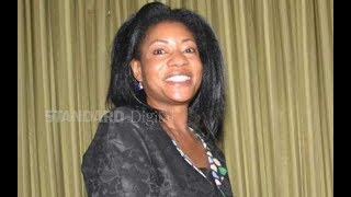 Widow of former Vice President Michael Wamalwa Kijana,Yvonne Wamalwa passes on
