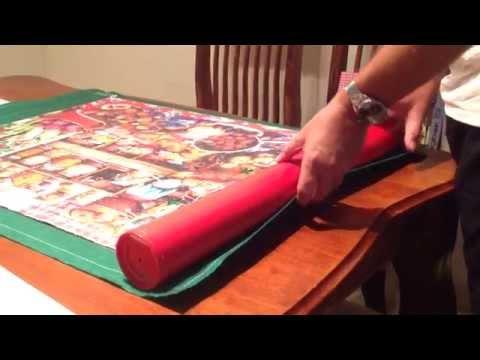 Cómo hacer un puzzle sin ocupar espacio