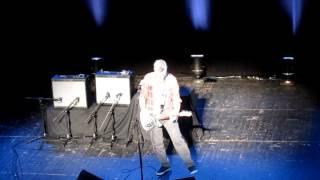 "Billy Bragg, ""The Short Answer,"" Somerville Theatre, 6/28/2012"