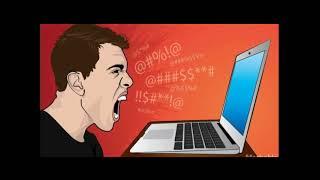 Оскорбления в соцсети