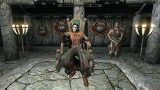 The Elder Scrolls V: Skyrim. Стать таном Морфала / Thane of Hjaalmarch. Прохождение от SAFa