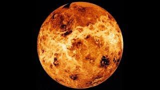 Космос  Венера такой не похожий близнец  Документальный фильм про вселенную
