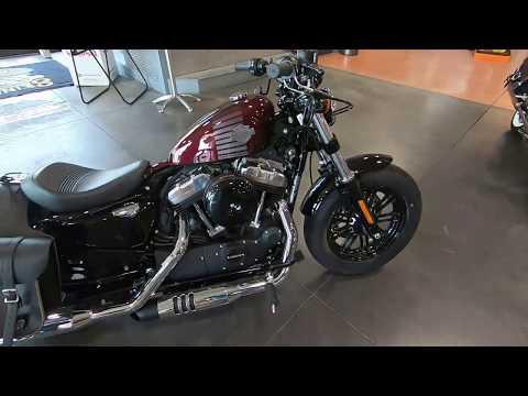 2018 Harley-Davidson Sportster Forty-Eight XL 1200X