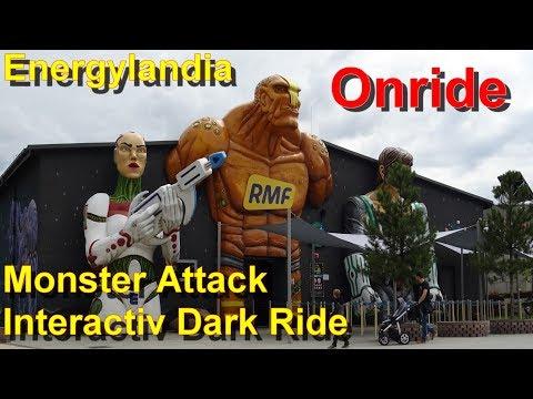 Dom strachów - Monster Attack