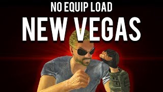 How to Beat New Vegas with 0 Equip Load