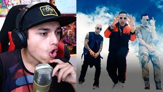 [Reaccion] Daddy Yankee & Wisin Y Yandel   Si Supieras (Video Oficial) Themaxready