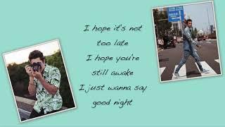 Austin Mahone, Codeko - Say Hi  Lyrics