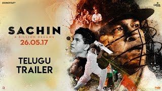 Sachin A Billion Dreams Telugu Trailer Can't wait to see him on screen
