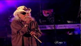 """Ray Sawyer (Dr Hook)  - """"A Couple More Years"""" (Live from Lyngdal June18 2011)"""