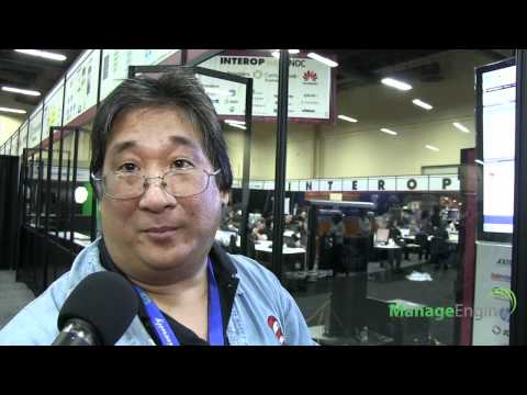A Tour of the Network Operations Center (NOC) at Interop 2012 ...