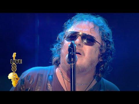 Zucchero - Il Volo (Live 8 2005)