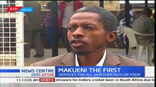 Makueni County Government becomes  the first to implement universal healthcare coverage for resident
