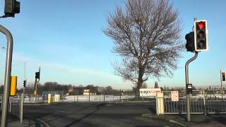preview picture of video 'Driving Along Hawthorne Road, Church Road & Dunnings Bridge Road, Liverpool, Merseyside, England'