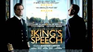 Oscars - Inception, Jeff Bridges Robbed By The King's Speech & Colin Firth? thumbnail