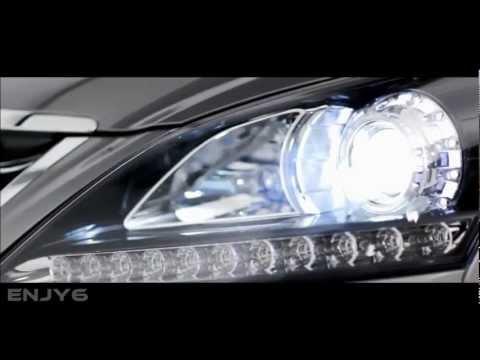 Hyundai  Equus Седан класса F - тест-драйв 4