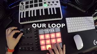 Music Sounds Better With You On Maschine