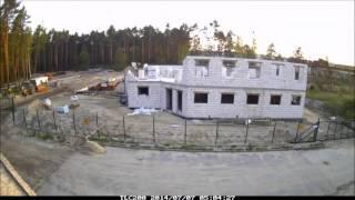Timelapse – Budowa biura i hal produkcyjnych firmy Seron