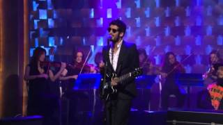 Chromeo - Momma's Boy Live at Late Night With Conan O.Brien 2008