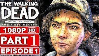 THE WALKING DEAD Season 4 EPISODE 1 Gameplay Walkthrough Part 1 - No Commentary