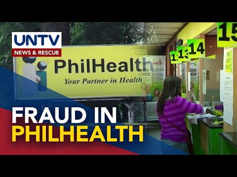 [UNTV]  Lawmakers see fraud in PhilHealth's Case Rate System