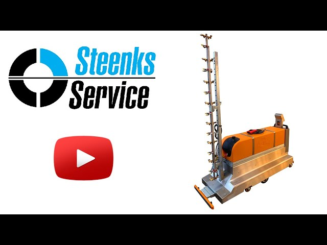 YouTube video | Spuitrobot Meto SWT